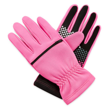 jcpenney.com | Xersion Mesh Touch Tech Gloves