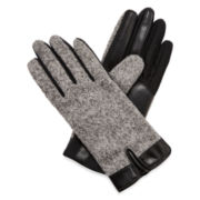 Isotoner® smarTouch ® Brushed Tweed Gloves