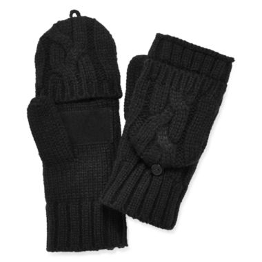 jcpenney.com | Isotoner® Flip-Top Mittens