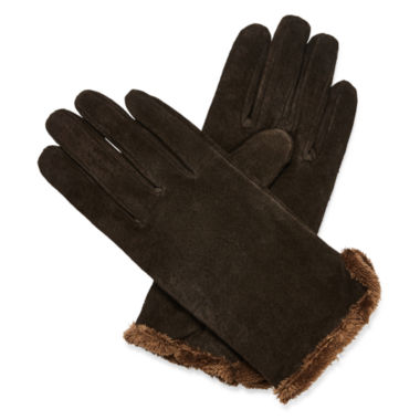jcpenney.com | Isotoner® Suede Gloves