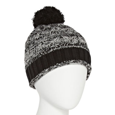 jcpenney.com | Isotoner® Pom Chunky Knit Hat