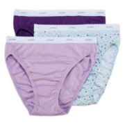 Jockey® Classic 3Pk French-Cut Panties - 9480