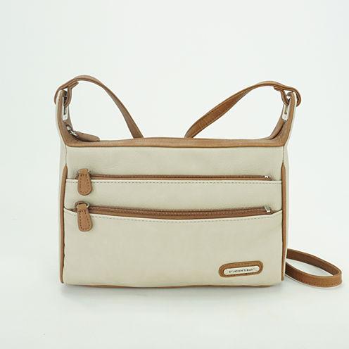 St. John's Bay Beaumont Mini Crossbody Bag