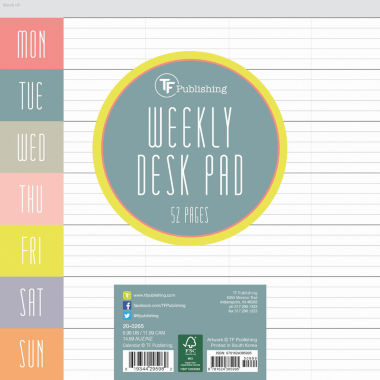 jcpenney.com | Glory Days Weekly Desk Pad