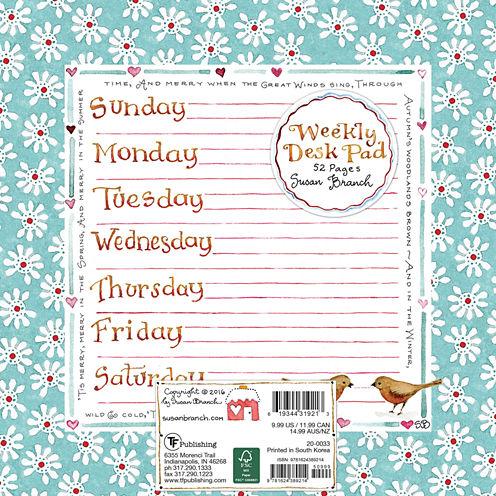 Susan Branch Weekly