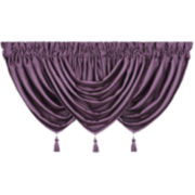 Morocco Pointed Waterfall Valance