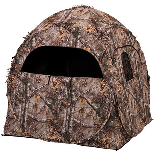 Ameristep® Doghouse Spring Steel Realtree Xtra® Blind