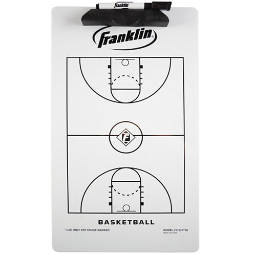 Franklin Sports Basketball Coaching Clipboard