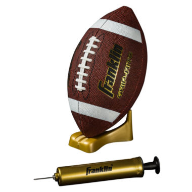 jcpenney.com | Franklin Sports Grip-Rite® Pump & Tee Football Set-Junior