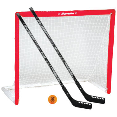 jcpenney.com | Franklin Sports NHL Hockey Goal, Stick & Ball Set