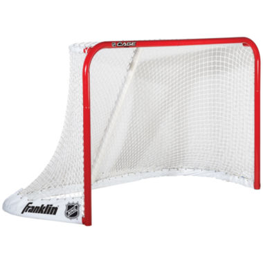 "jcpenney.com | Franklin Sports NHL Cage 72"" Steel Goal"