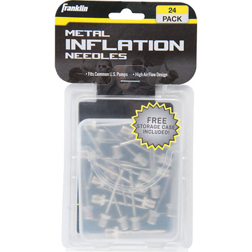 Franklin Sports 24-pk. Metal Inflation Needles