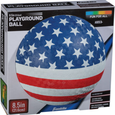 "jcpenney.com | Franklin Sports 8.5"" Usa Playground Ball"