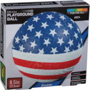 "Franklin Sports 8.5"" Usa Playground Ball"