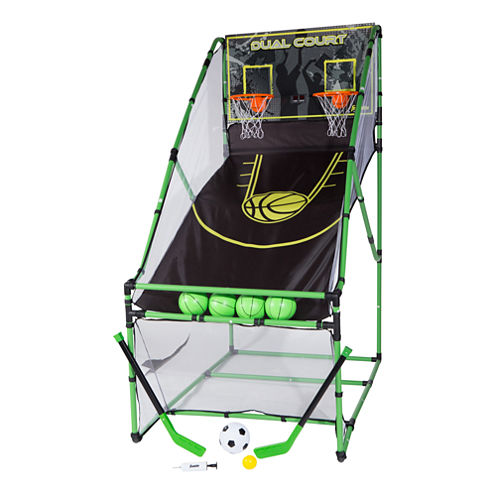 Franklin Sports 3-In-1 Arcade Center