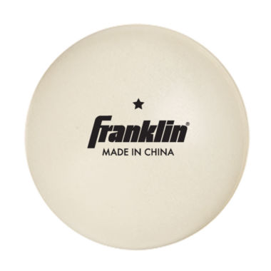 jcpenney.com | Franklin Sports 40Mm 1 Star White Table Tennis Balls
