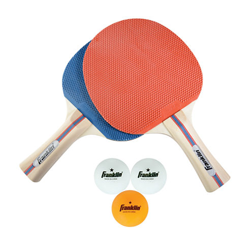 Franklin Sports 2 Player Paddle & Ball Set