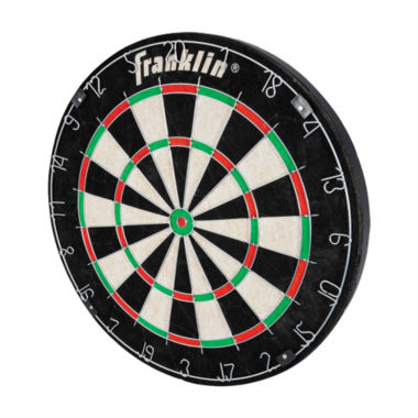 "jcpenney.com | Franklin Sports 18"" Pure Bull Bristle Dartboard"