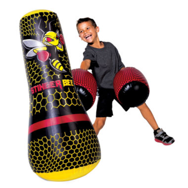 jcpenney.com | Franklin Sports Stinger Bee Punching Bag & Gloves