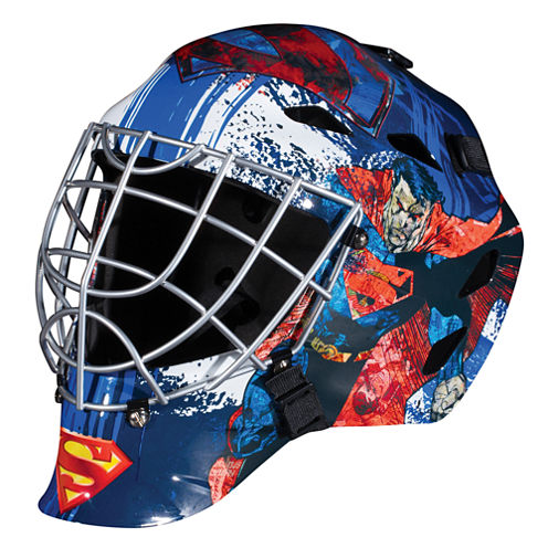 Franklin Sports GFM 1500 Goalie Face Mask - Superman