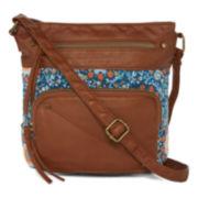 Arizona Single Pocket Crossbody Bag