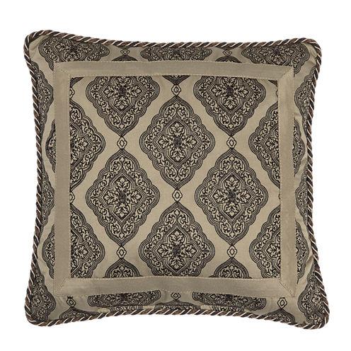 Croscill Classics Sorina Square Throw Pillow