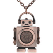 Decree® Robot Pendant Necklace Watches