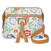 Rosetti® Junior Multiplex Galleria Crossbody Bag