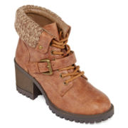 K9 by Rocket Dog® Bailiff Womens Ankle Booties