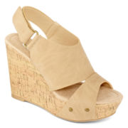 CL by Laundry Cheers Wedges