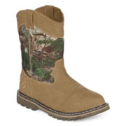 Realtree® Montana Boys Fashion Boots - Big Kids