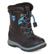 Totes® Tommy Cold-Weather Boots - Little Kids/Big Kids