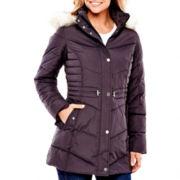 St. John's Bay® Anorak Puffer Jacket