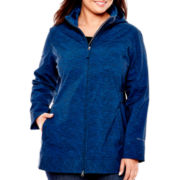 Free Country® Side-Tab Softshell Jacket - Plus