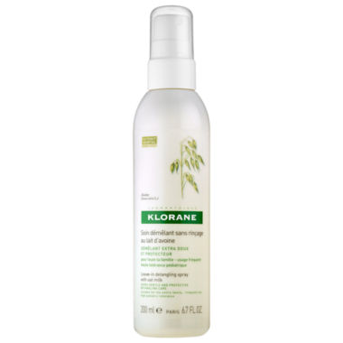 jcpenney.com | Klorane Leave-In Detangling Spray With Oat Milk