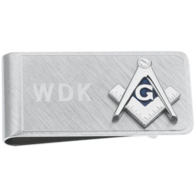 jcpenney.com | Personalized Masonic Emblem Money Clip