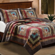 Greenland Home Fashions Colorado Quilt Set