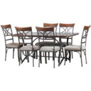 Glenside 7-pc. Rectangular Dining Set