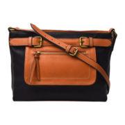 St. John's Bay® Odyssey Crossbody Bag