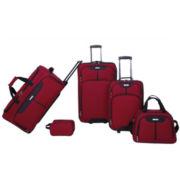 CLOSEOUT! Tag Fairfield III 5-pc. Luggage Set
