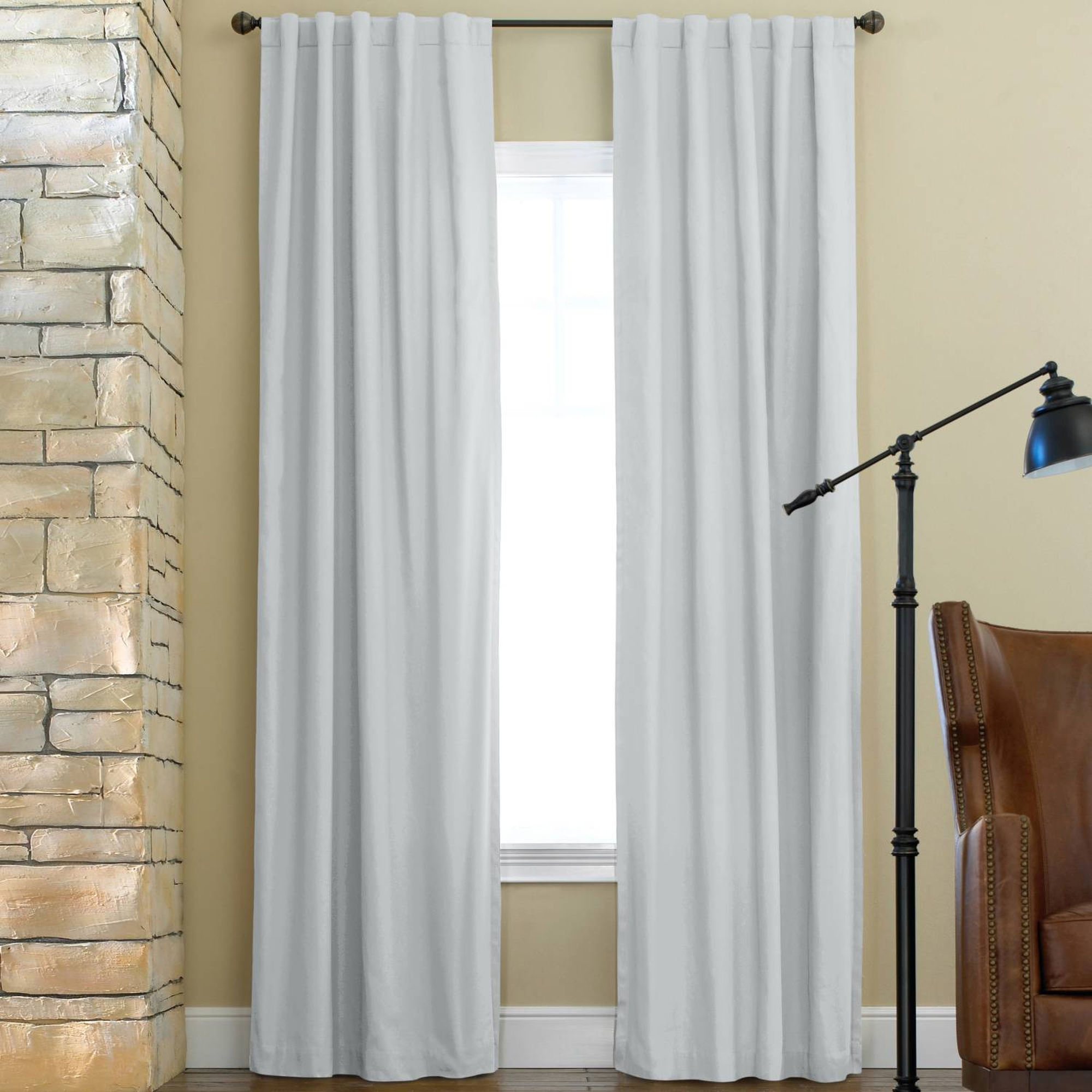 Semi Custom Drapes: JCPenney Home Jenner Cotton Twill Rod