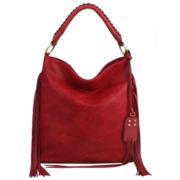 SWG Camden Tassel Hobo Bag