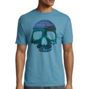 Vans® Short-Sleeve Skull Caps Tee