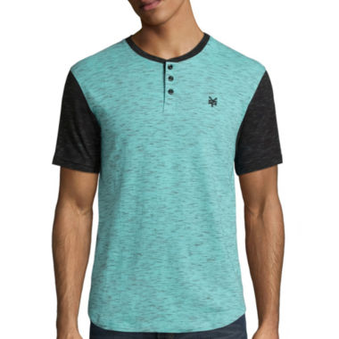 jcpenney.com | Zoo York® Quill Short-Sleeve Henley Tee