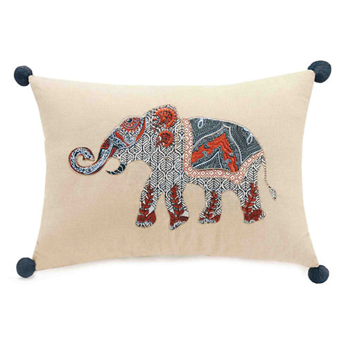 Zhara Oblong Decorative Pillow