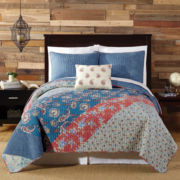 Mara 3-pc. Quilt Set & Accessories