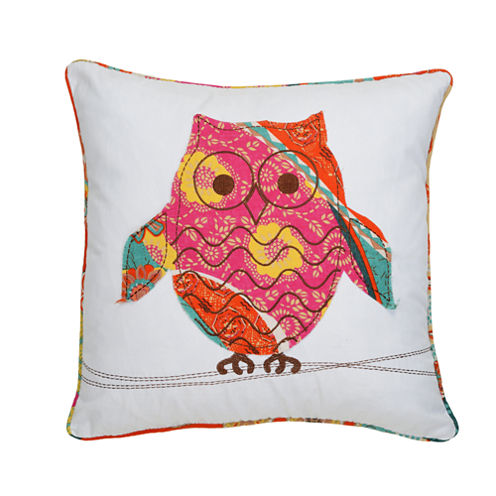 Levtex Petra Square Decorative Pillow