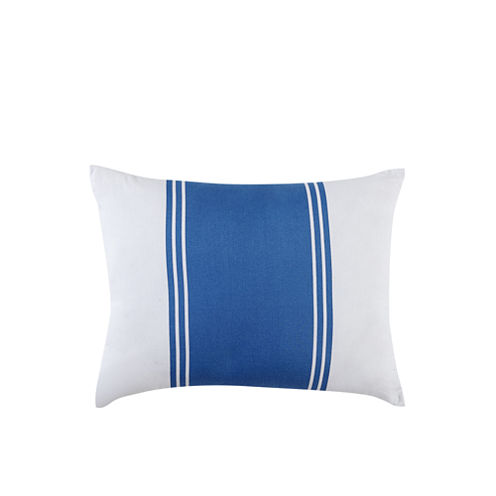 Fiesta Cabana Stripe Oblong Decorative Pillow