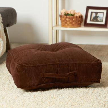 "jcpenney.com | 20"" Square Floor Pillow"