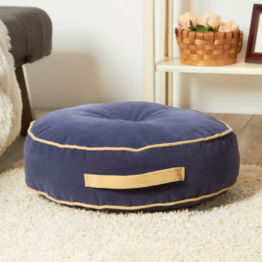 "jcpenney.com | 20"" Round Floor Pillow"